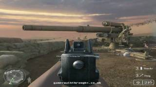 Call of duty 2 walkthrough - Operation supercharge