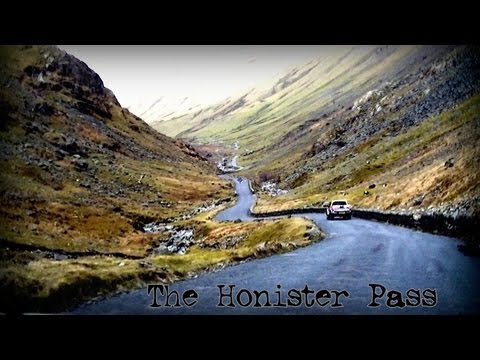 The Honister Pass - Britain's Best Driving Road?