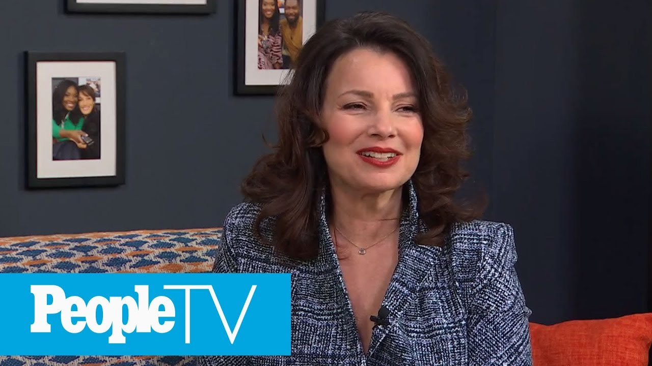 Fran Drescher Looks Back On Working With Robin Williams | PeopleTV