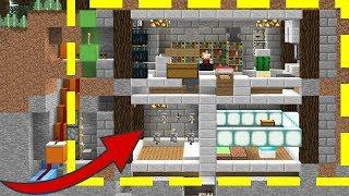 КРИПТОГОРОД! МЫ ПОСТРОИЛИ СЕКРЕТНУЮ БАЗУ ДЛЯ ХРАНЕНИЯ БИТКОИНОВ? Minecraft