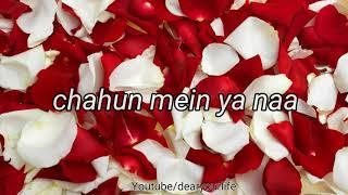 Download Tu hi ye mujhko bata de❤/❤Aashiqui 2❤/love song❤/female version❤/whatsapp status MP3 song and Music Video