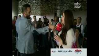 Burj Khalifa Celebrates Fifth Anniversary LIve on MBC 1