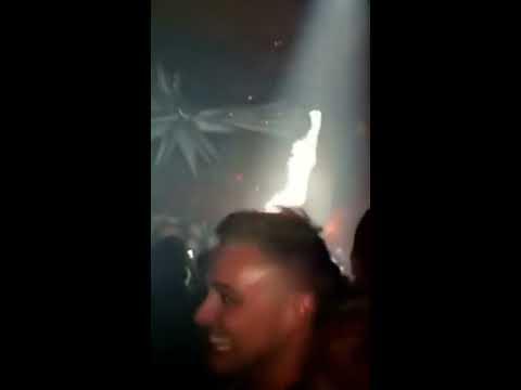 Laser Butt Plug at Pacha Ibiza - 16/06/2014