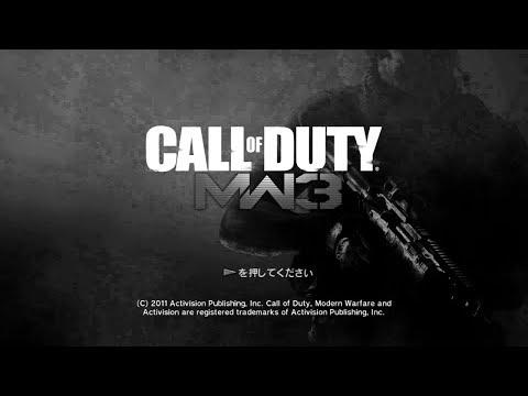 [GV-HDREC] Disc read error - Call of Duty: Modern Warfare 3 [CoD MW3]