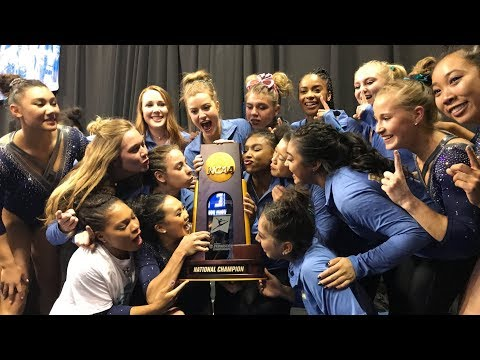 Highlights: UCLA captures 7th NCAA women's gymnastics title with Christine Peng-Peng Lee's pair...