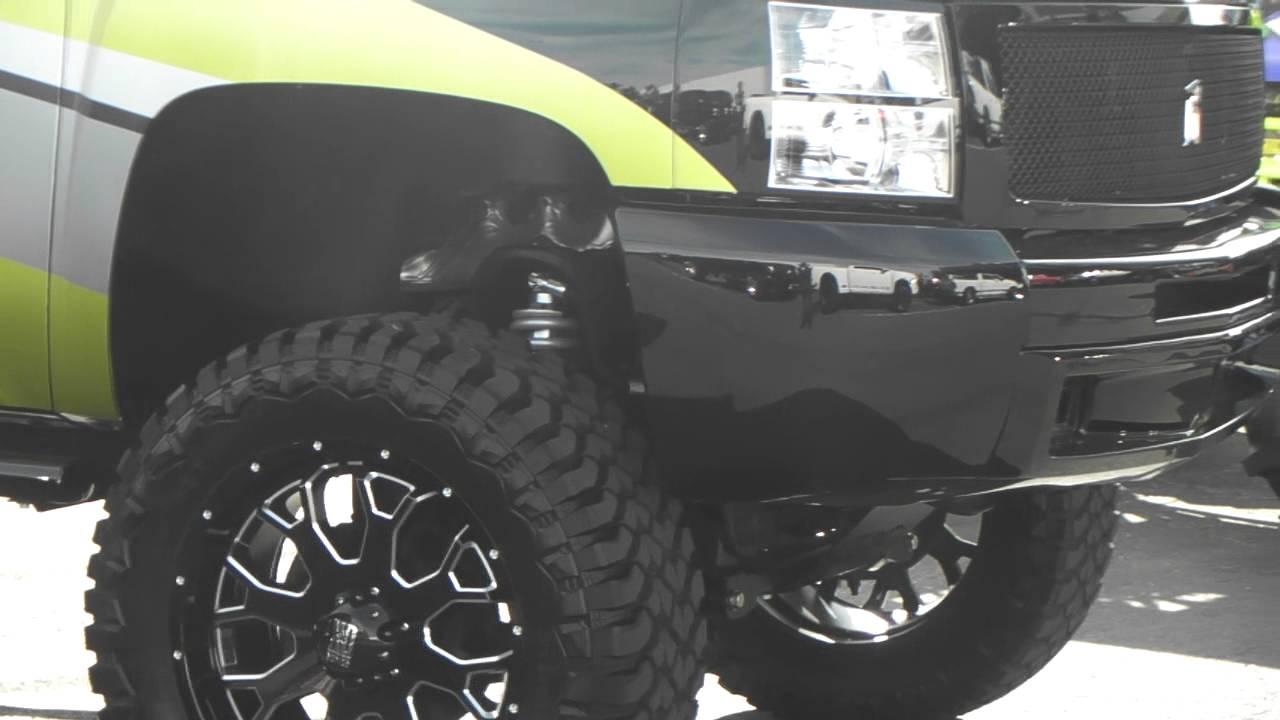 DUBSandTIRES.com 22'' XD Series Menace Black Wheels 2010 ...