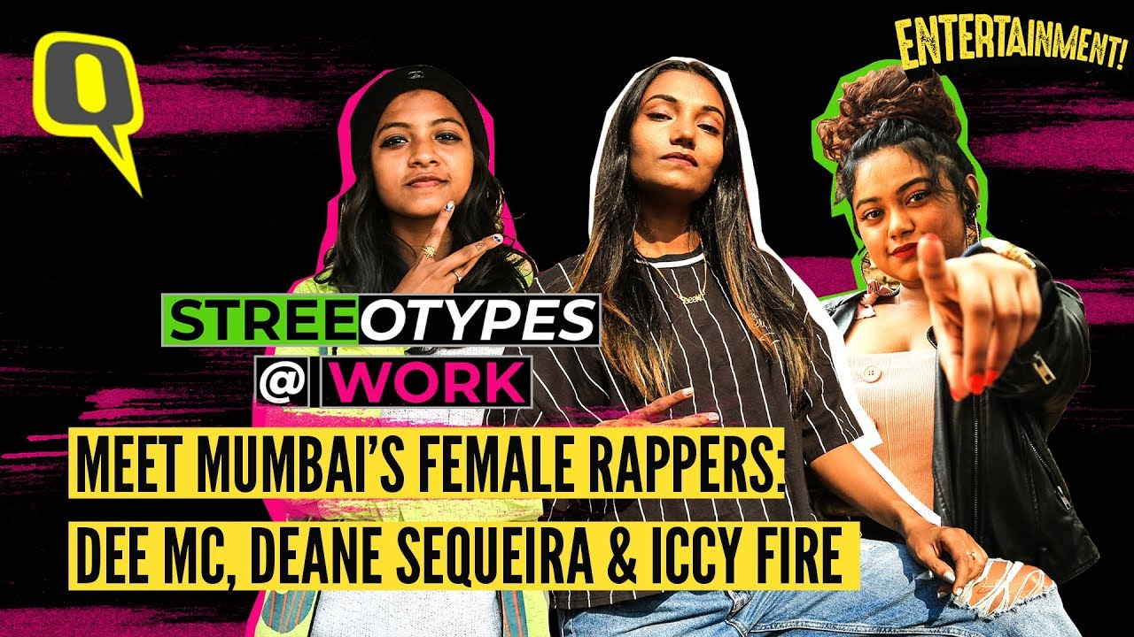 Gully Girls: Meet the Female Rappers of Mumbai | The Quint