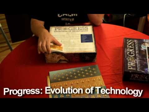 Progress: Evolution of Technology - Unboxing