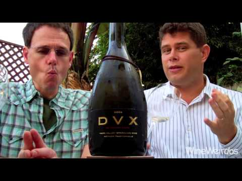 2006 Mumm Napa DVX Vibrant, Focused And Structured Sparkling White Wine From Napa Valley California