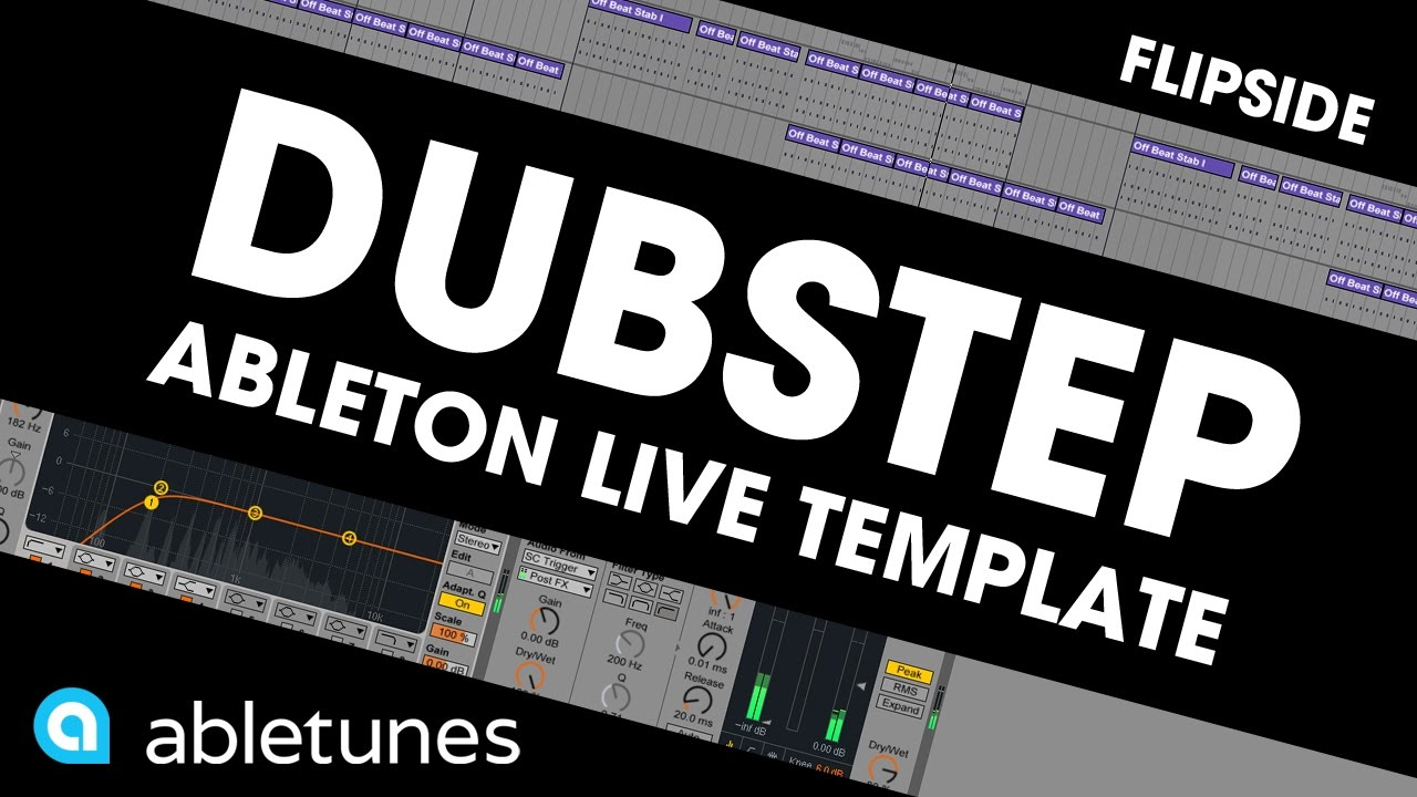 Ableton Live Template Flipside Abletunes