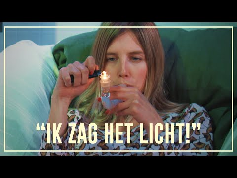 Nellie has a breakthrough on DMT | Drugslab