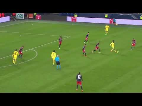 Yacine Adli debut vs SM Caen - 19/05/2018