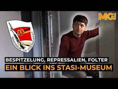 Real existierender SOZIALISMUS: Paddy besucht das STASI-MUSEUM in Berlin