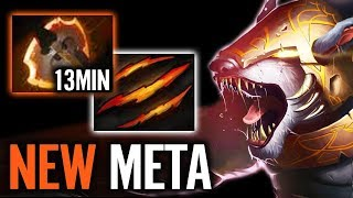 7.14 New Cancer URSA Build WTF is This Build Dota 2 is insane - Miracle