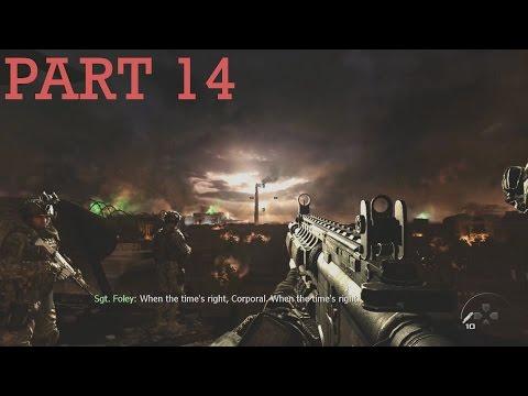 Call of Duty Modern Warfare 2 Walkthrough Part 14- WHITE HOUSE DOWN
