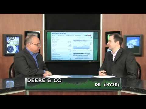 This Week's Growth & Income Stocks (DE) and (CSCO)