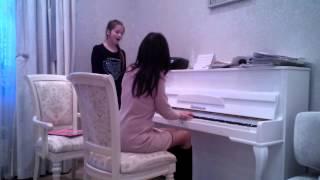 Урок эстрадного вокала