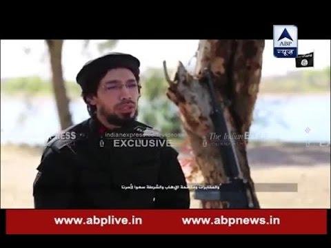 Absconding Batla encounter suspect in IS threat video