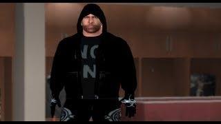 TNA AJ STYLES CAW FORMULA PS2