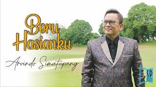 BORU HASIANKU - Arvindo Simatupang - SP Project - Lagu Batak Terbaru 2021