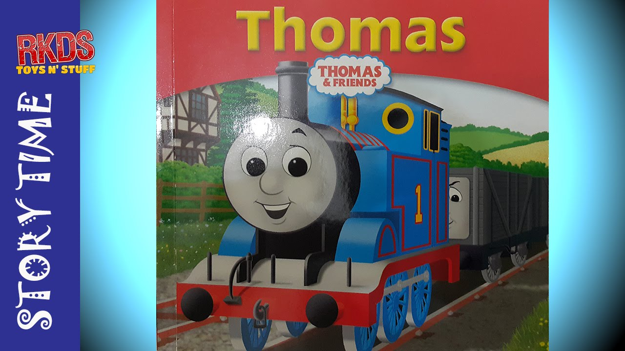 My Thomas Story Library Book 1 Thomas Read Out Loud