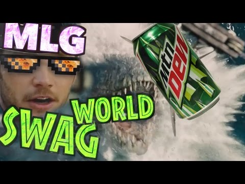 MLG Jurassic World