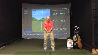 Studio 259 - Learning With TrackMan E7 Wedges Coming up Short