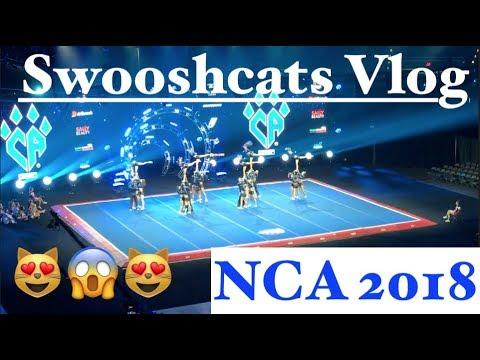 SWOOSHCATS NCA (Vlog #13)