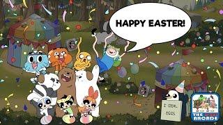 İstekli Yumurtası AVI - İn Cartoon Network Çetesi... Gunter Dışında Cartoon Network Oyunlar)İzin