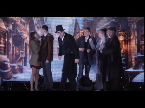 Премьера рок-оперы Рождественская песнь - 28 декабря 2015 г