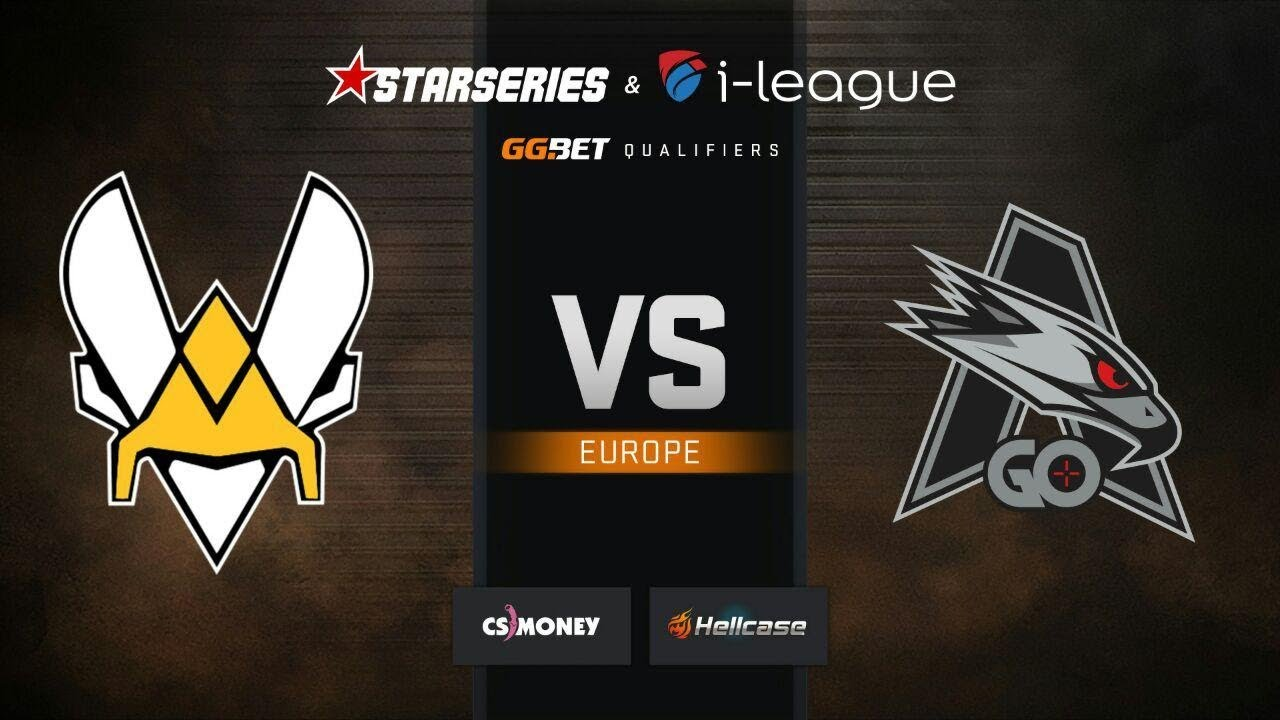 [EN] Vitality vs AGO, map 2 Mirage, StarSeries & i-League S7 GG.Bet EU Qualifier