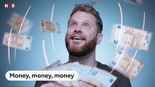 Geld vervalsen: zo slim is je biljet beveiligd