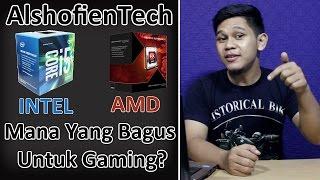 Membandingkan Processor AMD dengan INTEL