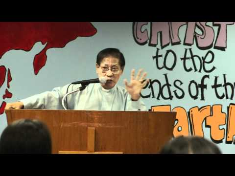 Tuhun a Jesuh Nalamdang Bawlna by Rev Dr Simon Pau Khan En Part1