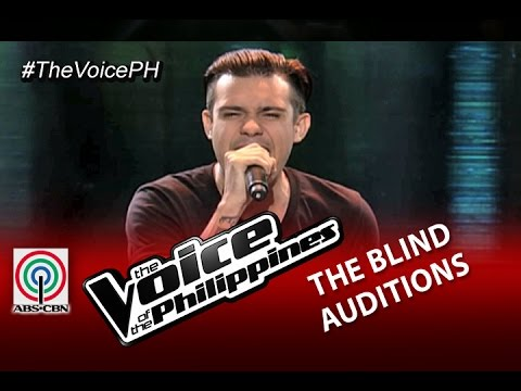 "The Voice Of The Philippines Blind Audition ""Ang Huling El Bimbo"" By Jason Fernandez (Season 2)"