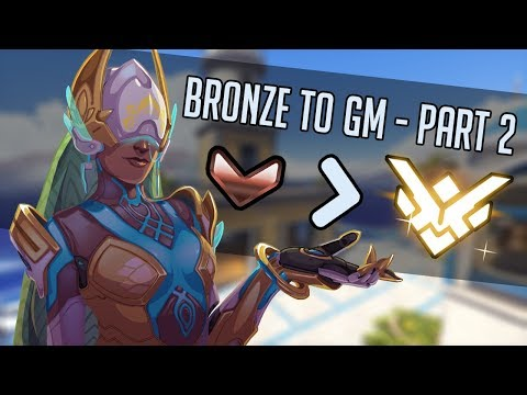 BRONZE TO GM SYM ONLY pt. 2