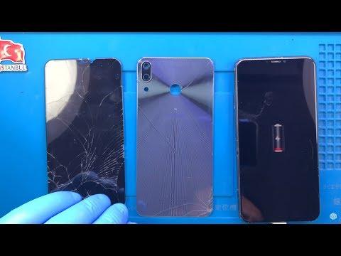 Asus Zenfone 5 ZE620KL Ekran Ve Arka Cam Kapak Değişimi 🇹🇷