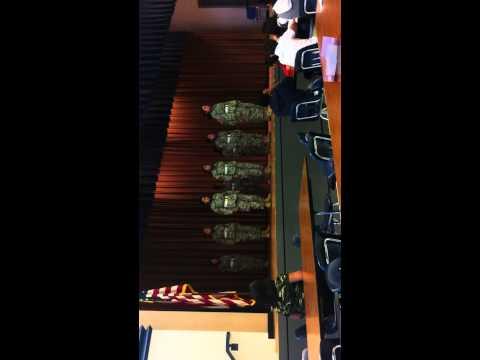 Seagoville Middle School Unarmed Drill Team 2014-2015
