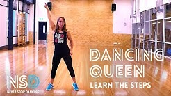 DANCING QUEEN - LEARN THE STEPS