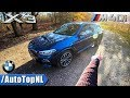 BMW X3 M40i REVIEW POV Test Drive AUTOBAHN & FOREST ROADS by AutoTopNL