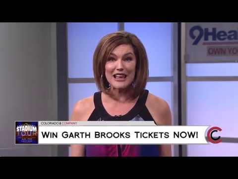 Garth Brooks Ticket Giveaway