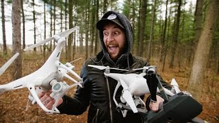 DJI Drone Wars - Which Drone Is Best For You? Feat. Peter Mckinnon
