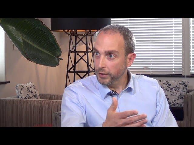 Sjoerd Bakker: Ethiek meegeven aan huidige IT-revolutie bijna onmogelijk