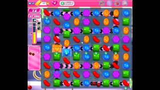 Candy Crush Saga level 1274 NO BOOSTERS