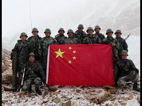 Chinese Border Troops in Tibet Defend Country's Sovereignty