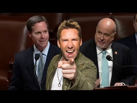 Lawmakers Argue About Nickelback in House of Representatives