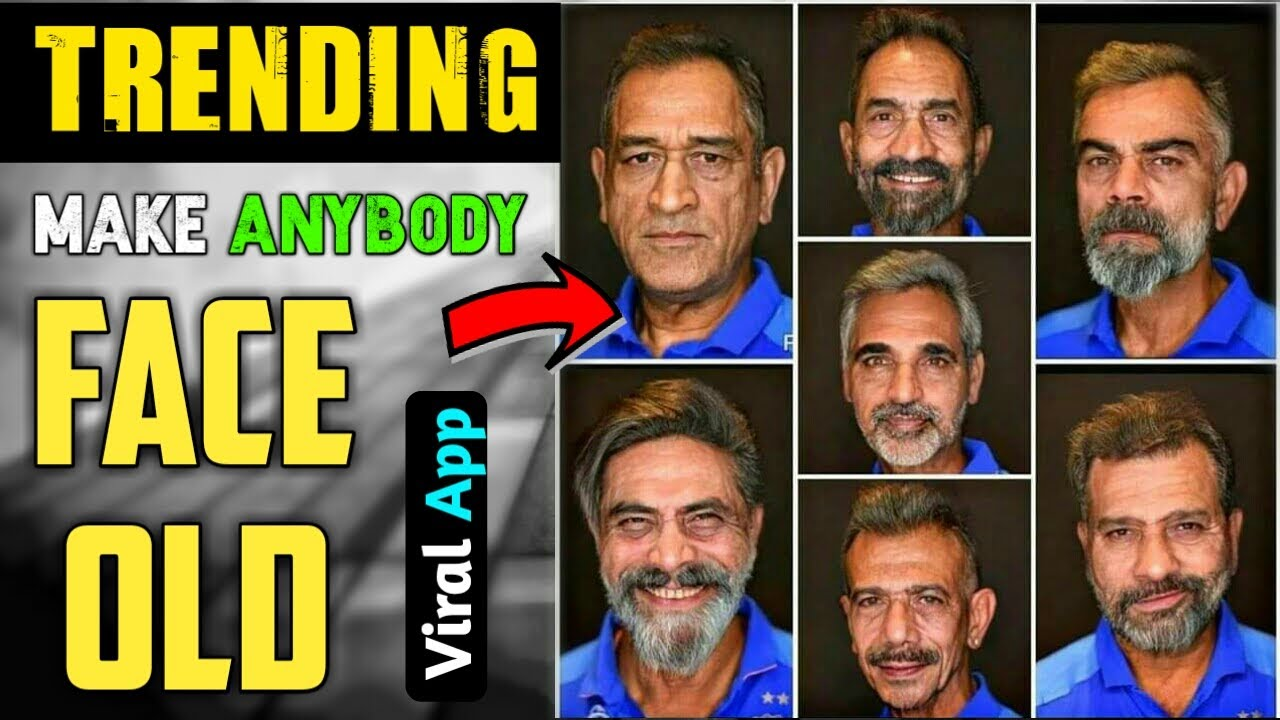 Make Anybody FACE OLD With FaceApp   How FaceApp Works In Mobile 2019   How to Use FaceApp in Hindi