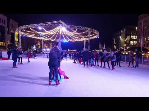 Das Trainingslager der Eiskunstläufer an der Kö , die Reise Erfahrungen Familie A&H PANT