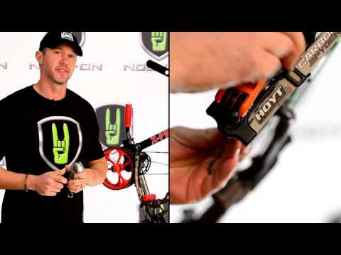 NRTR 4 - How to Adjust Poundage on Your Bow