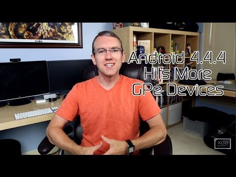 Android 4.4.4 Hits More GPe Devices, Rooting Android L On Nexus 5 and 7, Nexus Line Not Going Away!